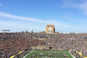 Notre Dame Band
