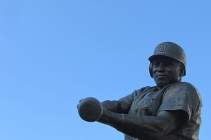 Tony Gwynn Statue at Petco Park